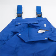 Work clothing, single colour
