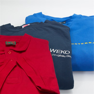 T-shirts, sweat-shirts, polo-necks
